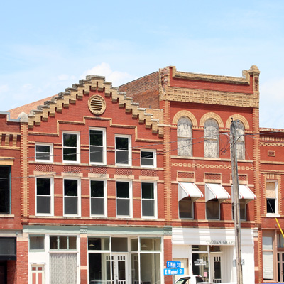 Courthouse Square Historic District