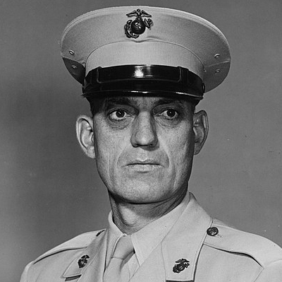 First Sergeant Major of the United States Marine Corp
