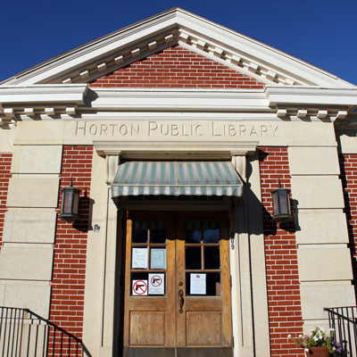 WPA Project-Horton Free Public Library